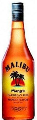 Malibu Rum Mango